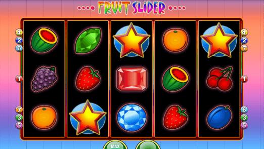fruitslider